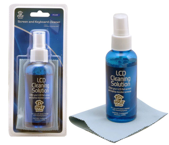 Pyle - PCL102 , Home and Office , TVs - Monitors , Screen, LCD, and Keyboard Cleaner