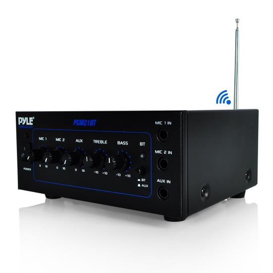 Pylehome - Pcm21bt - Home And Office - Amplifiers - Receivers - Sound And Recording