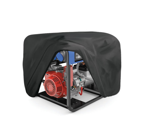 Pyle - PCVGNL8 , Marine and Waterproof , Protective Storage Covers , On the Road , Protective Storage Covers , Armor Shield Universal Generator Protective Storage Cover for Gas, Gasoline, Electric, Propane & Portable Generators