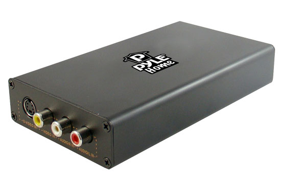 Pyle - PCVHDM49 , Home Audio / Video , LCD / Plasma , HDMI Cables / Adapters , Composite Video And S-Video To HDMI Converter