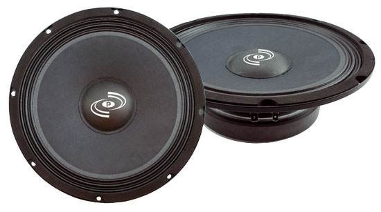 Pyle - PCW6S , DJ Equipment , Midbass/Midrange Speakers/Woofers  , 6.5'' High Power High Performance Midbass