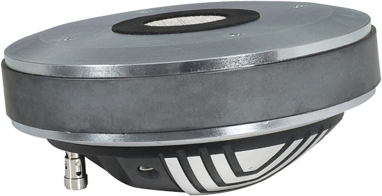 Pyle - PDB658 , DJ Equipment , DJ Tweeters and Horns , 2.5'' Bolt On Titanium Ceramic Horn Driver