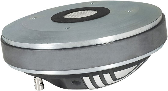 Pyle - PDB758 , Sound and Recording , Tweeters - Horn Drivers , 3'' Titanium Bolt On Horn Driver