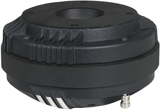Pyle - PDB958 , Sound and Recording , Tweeters - Horn Drivers , 4'' Bolt On Titanium Neodymium Horn Driver
