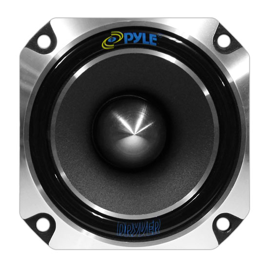 Pyle - PDBT28 , Sound and Recording , Tweeters - Horn Drivers , 1'' Heavy Duty Titanium Super Tweeter