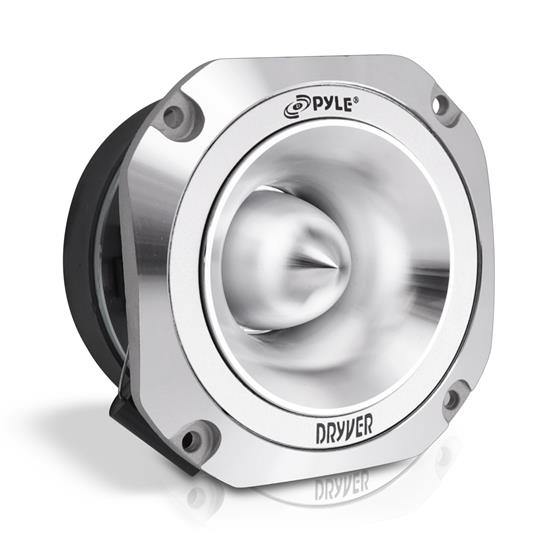 "Pyle - PDBT31 , Sound and Recording , Tweeters - Horn Drivers , 1.5"" Heavy Duty Titanium Super Tweeter"