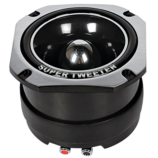 Pyle - PDBT45 , Sound and Recording , Tweeters - Horn Drivers , Extra Heavy Duty Titanium Super Bullet Tweeter