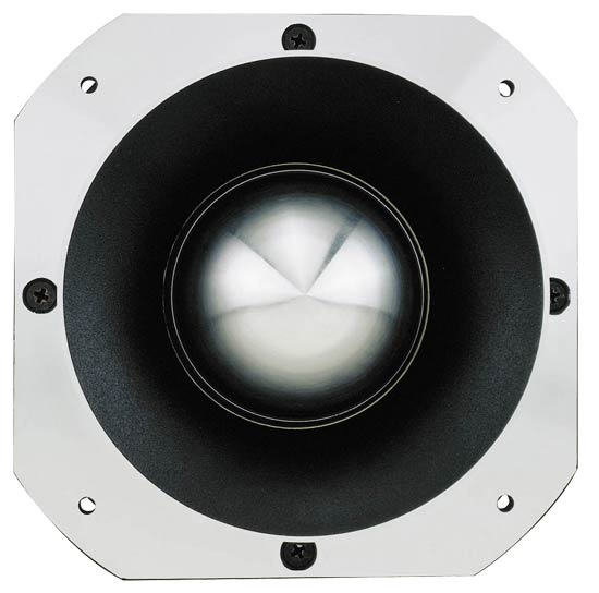 Pyle - PDBT58 , DJ Equipment , DJ Tweeters and Horns , 3'' Extra Heavy Duty Titanium Super Bullet Tweeter