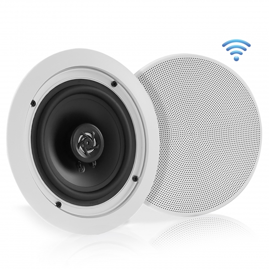 Pyle Pdicbt552rd Home And Office Home Speakers