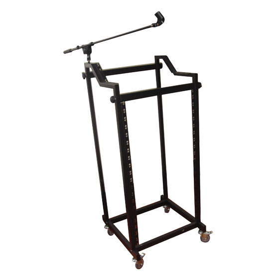 Pyle - PDJSD4 , Sound and Recording , Mounts - Stands - Holders , STEEL DJ RACK  For MIXER/AMP And All Rack Mountable Products