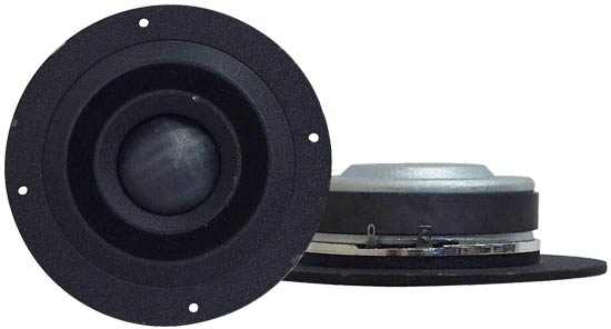 Pyle - PDMR9 , DJ Equipment , Midbass/Midrange Speakers/Woofers  , 5'' Dome Type Midrange Speaker