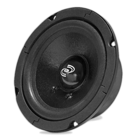 Pyle - PDMW5 , Sound and Recording , Subwoofers and Midbass , 5'' High Performance Mid-Range Driver