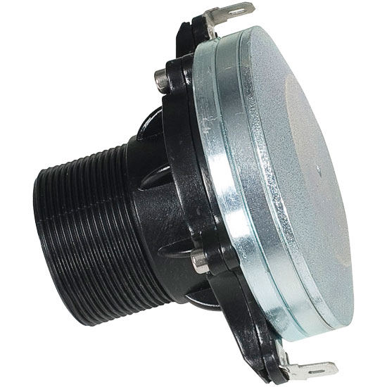 Pyle - PDS351 , Sound and Recording , Tweeters - Horn Drivers , 1.35'' Titanium Neodymium Screw On Horn Driver At 8 Ohms