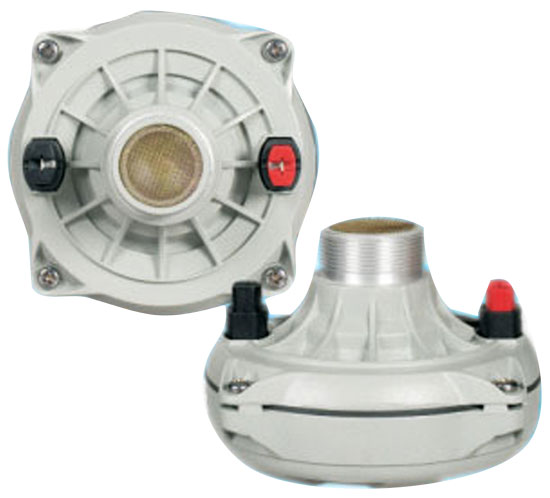 Pyle - PDS432 , DJ Equipment , DJ Tweeters and Horns , High Power Tweeter Compression Horn Driver