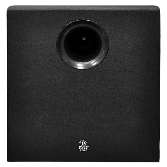 Pyle - PDSB10A , Sound and Recording , SoundBars - Home Theater , 10-Inch 100 W Active Powered Subwoofer For Home Theater