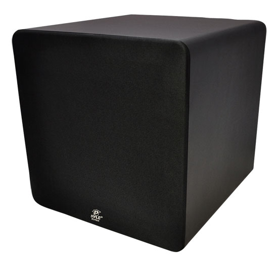 Pyle - PDSB15A , Home Audio / Video , Home Theater Systems , 15-Inch 250 W Active Powered Subwoofer For Home Theater