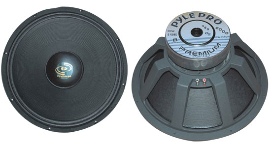 Pyle - PDW21250 , Sound and Recording , Subwoofers - Midbass , 21'' Performance Optimized  High Power Subwoofer