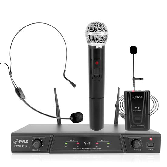 pylepro pdwm2115 home and office microphone systems musical instruments microphone. Black Bedroom Furniture Sets. Home Design Ideas
