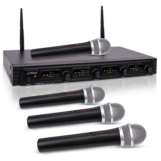 pylepro pdwm4520 home and office microphone systems musical instruments microphone. Black Bedroom Furniture Sets. Home Design Ideas