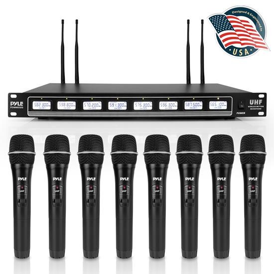 pyle pdwm8325 home and office microphone systems musical instruments microphone. Black Bedroom Furniture Sets. Home Design Ideas
