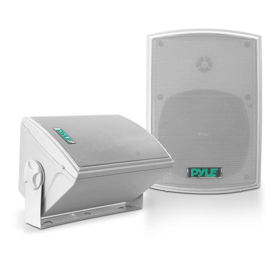 Pyle - PDWR5T , Home Audio / Video , Outdoor Speakers , 5.25'' Indoor/Outdoor Waterproof Speakers w/30 Watt 70V Transformer