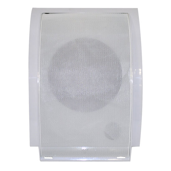 Pyle - PDWT5 , Sound and Recording , Speakers , 5.25'' Indoor Surface Mount PA Wall Speaker w/ 70V Transformer