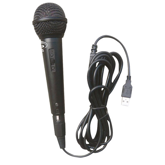Pyle - PGMM8 , Home and Office , Microphones - Headsets , PS2/PS3/WII/XBOX360/PC Wired Microphone
