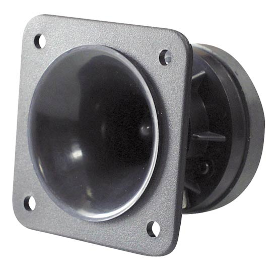 Pyle - PH25 , Sound and Recording , Tweeters - Horn Drivers , 3'' x 3'' Horn Tweeter