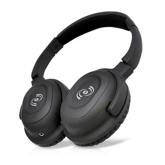 Pyle - PHBT35 , Gadgets and Handheld , Headphones - MP3 Players , Sound and Recording , Headphones - MP3 Players , Stereo Bluetooth Streaming Wireless Headphones with Built-in Microphone - Works with All Bluetooth-Enabled Phones & Devices