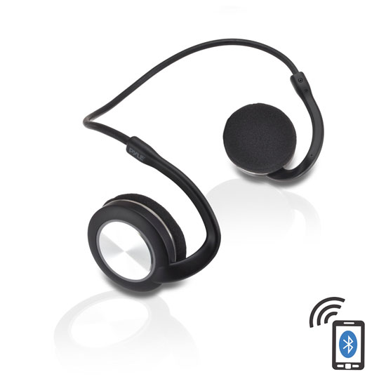 Pyle - PHBT3E , Home Audio / Video , Bluetooth Devices , Flexible Sports Wrap Around Bluetooth Headphone- Supports Wireless Music Streaming and Hands-Free Calling