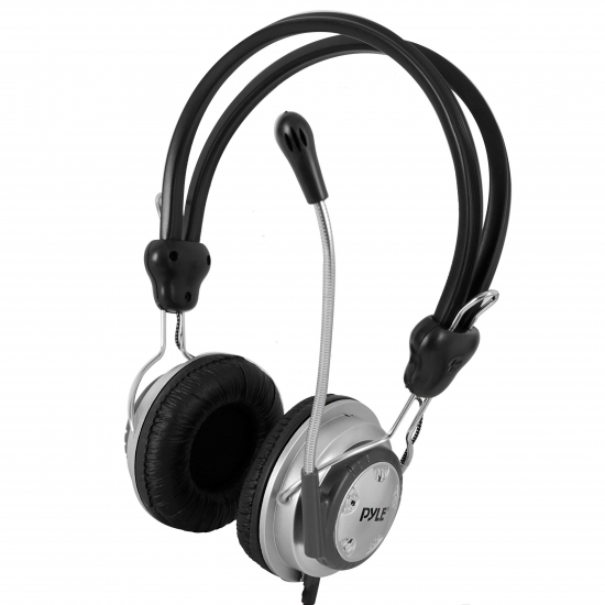 Pyle - PHPMC2 , Home Audio / Video , Gaming Accessories , Home Audio / Video , Headphones , Stereo PC Multimedia Headset/Microphone