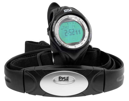 Pyle - PHRM30 , Personal Electronics , Personal Care , Advance Heart Rate Watch W/Running/Walking Sensor