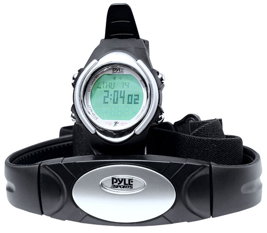 Pyle - PHRM32 , Personal Electronics , Personal Care , Advanced Heart Rate Watch W/ Running/Walking Sensor