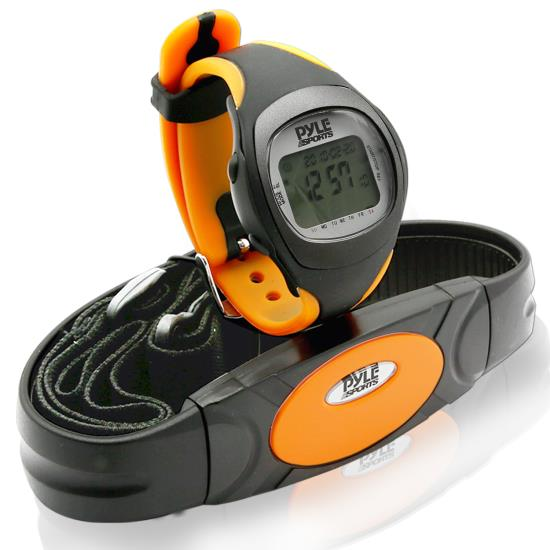 Pyle - PHRM34 , Personal Electronics , Personal Care , Heart Rate Monitor Watch W/Maximum/Average Heart Rate and Calorie Counter