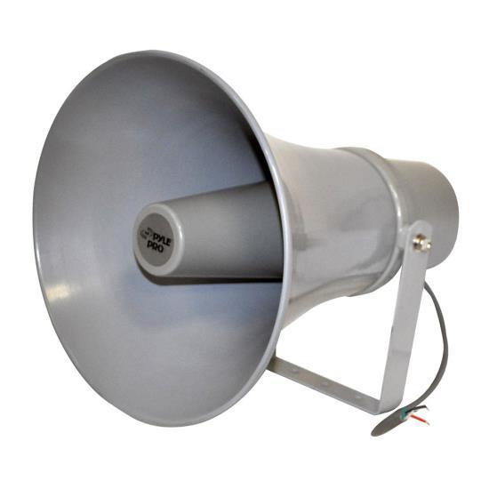 Pyle - PHSP121T , Used , 11'' Indoor / Outdoor 30 Watt PA Horn Speaker w/ 70V Transformer