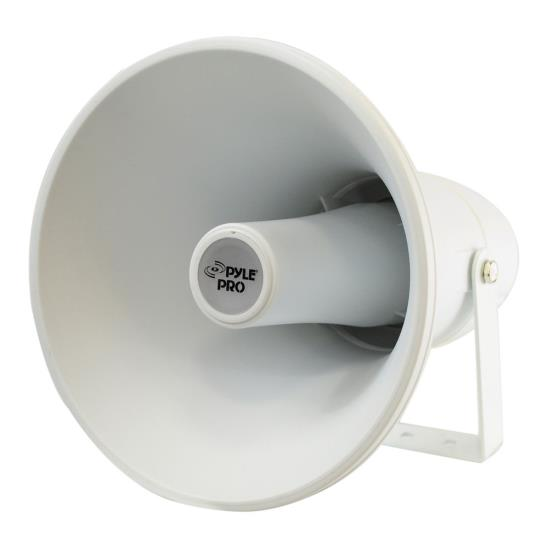 Pyle - PHSP30TA , Home Audio / Video , Horn Speaker , 9.4'' Indoor/Outdoor 70 Volt PA Horn Speaker
