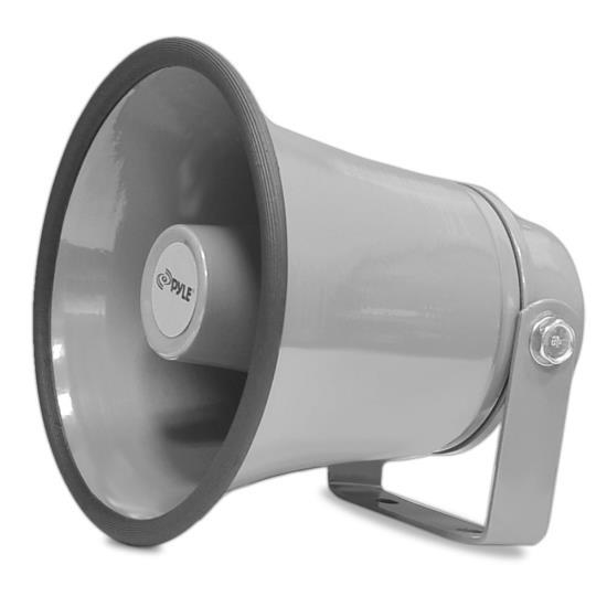 Pyle - PHSP6K , Used , 6.3'' Indoor / Outdoor 25 Watt PA Horn Speaker