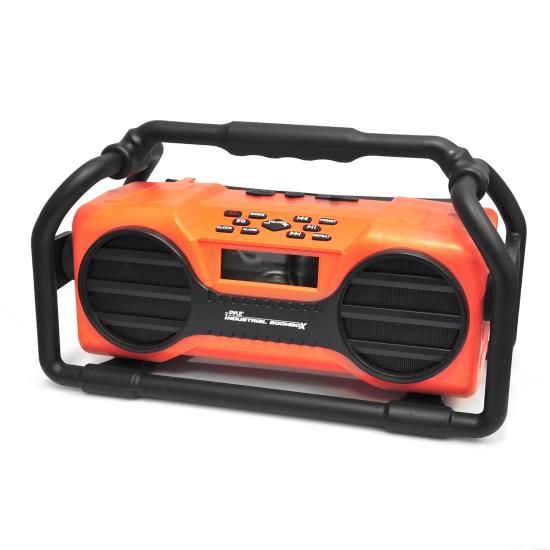 pylehome pjsr350or home and office portable speakers boom boxes sports and outdoors. Black Bedroom Furniture Sets. Home Design Ideas
