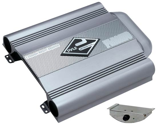 Pyle - PLA2270 , Car Audio , Amplifiers , 2 Channel Amplifiers , 2 Channel 1000 Watt Eternal MOSEFT Amplifier