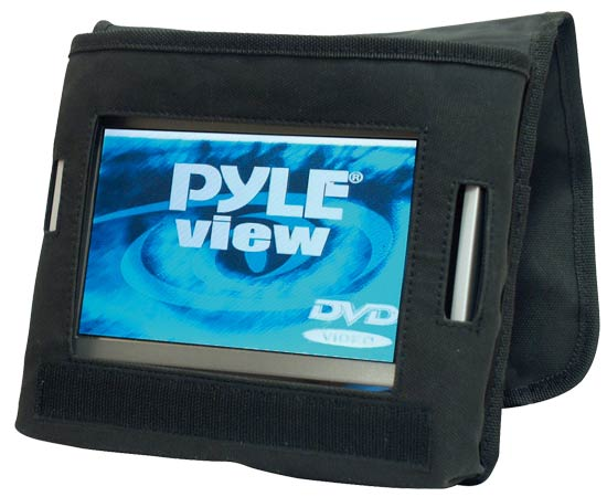 Pyle - PLBG5 , On the Road , Mobile Video / Navigations , Audio Video Accessories , 5'' Pyle view bag for a monitor.