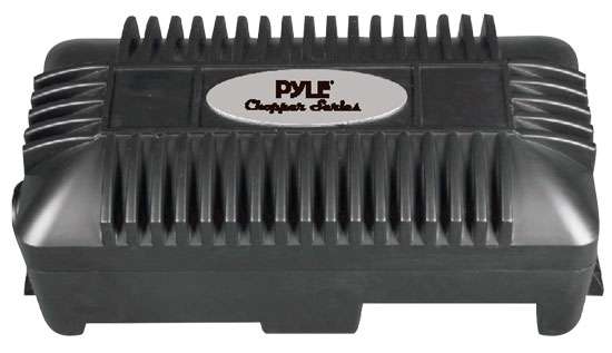 Pyle - PLBS8A , On the Road , Subwoofer Enclosures , 8'' 600 Watt Shallow Mount Amplified Subwoofer System