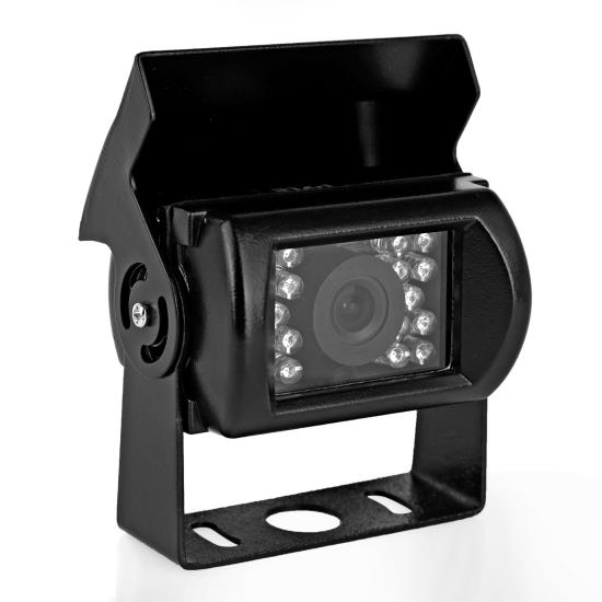 Pyle - PLCMB20 , On the Road , Rearview Backup Cameras - Dash Cams , Rear View Backup Camera - Driving/Parking Assist Cam, Waterproof, Angle Adjustable, Night Vision, Distance Scale Lines