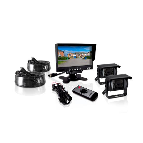 Pyle Plcmtr72 On The Road Rearview Backup Cameras