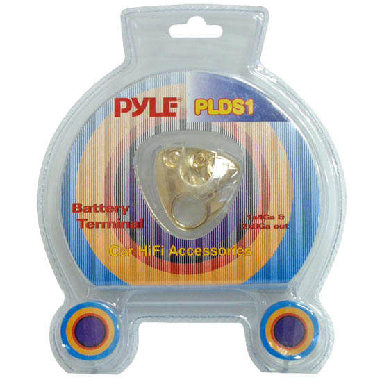 Pyle - PLDS1 , Car Audio , Audio / Video Cables And Accessories , Fuses Blocks and Panels , Top Post Battery Distribution Terminal