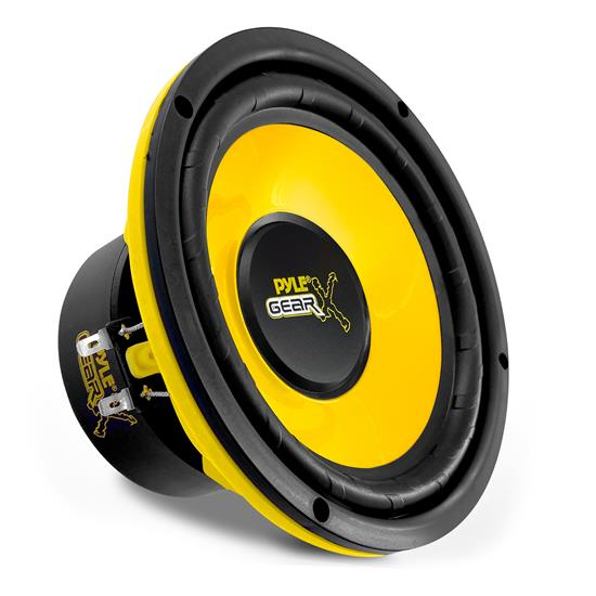 Pyle - PLG64 , On the Road , Vehicle Subwoofers , 6.5'' 300 Watt Mid Bass Woofer