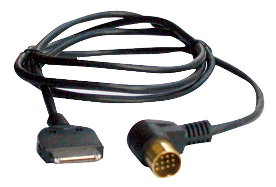 Pyle - PLIPKENWD , On the Road , Plug-in Audio Accessories - Adapters , IPod Cable for Kenwood Car Receivers