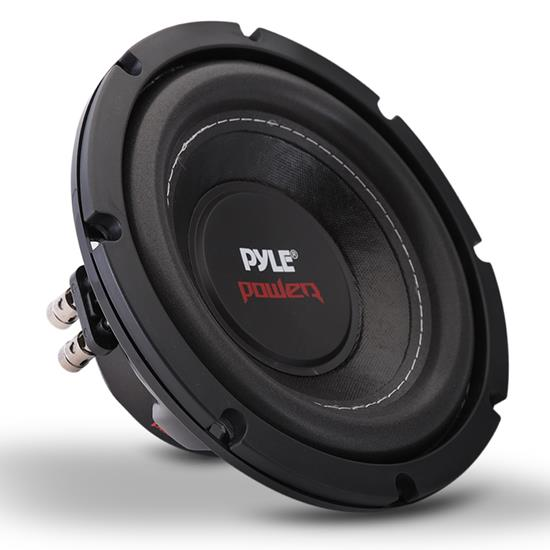 Pyle - PLPW8D , On the Road , Vehicle Subwoofers , 8'' 800 Watt Dual Voice Coil 4 Ohm Subwoofer