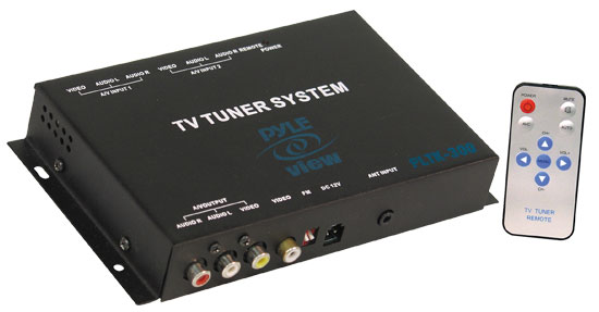 Pyle - PLTK300P , On the Road , Plug-in Audio Accessories - Adapters , PAL Tuner System w/Remote Control
