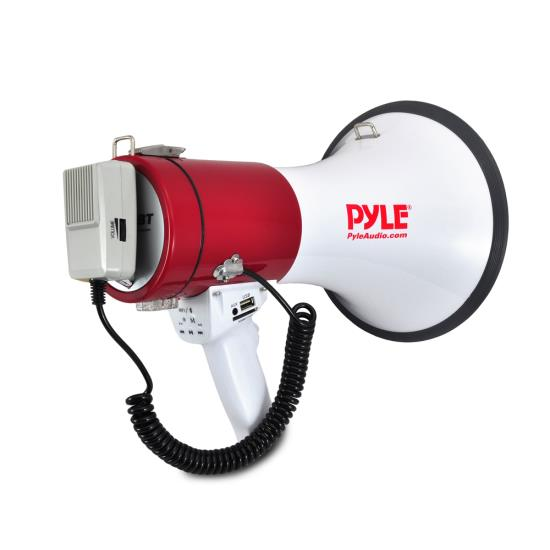 Wondrous Bullhorns Megaphone Speaker Pyleusa Sports And Outdoors Wiring Digital Resources Aeocykbiperorg
