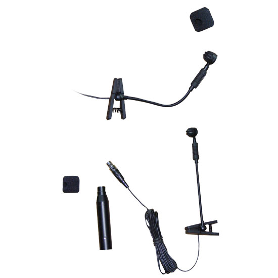 Pyle - PMSAX1 , Musical Instruments , Microphones - Headsets , Sound and Recording , Microphones - Headsets , Instrument/Saxaphone XLR Condenser Microphone